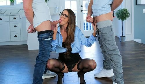 Silvia Saige - Who Wants To Be Teachers Pet [2021] (FullHD)