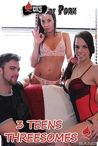 3 Teens Threesomes [2020] (SD)