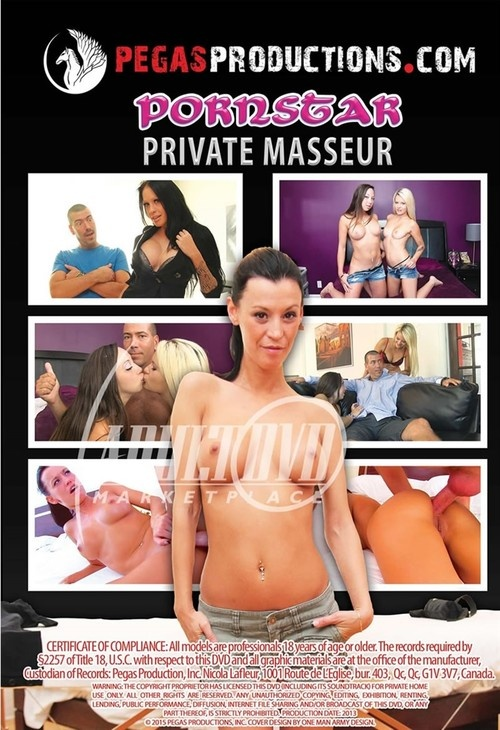 Pornstars Private Masseur [2015] (SD)
