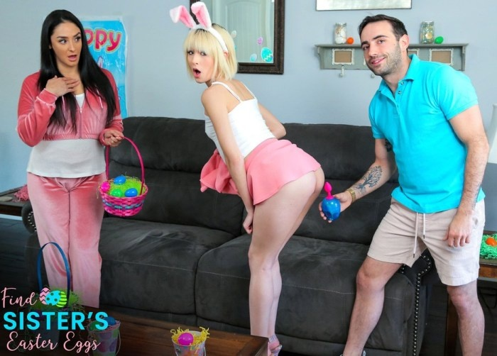 Jessie Saint - Can I Find All My Step Sisters Easter [03.26.2021] (FullHD)